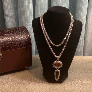 "Brighton ""Gently Used"" Vintage Necklace"